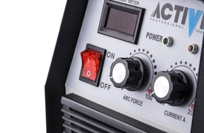 اینورتر جوشکاری 200 آمپر اکتیو مدل AC4120B3