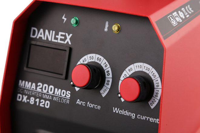 اینورتر جوشکاری 200 آمپر دنلکس مدل DX-81202