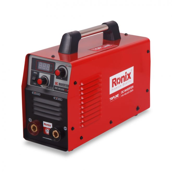 اینورتر جوشکاری 200 آمپر رونیکس مدل RH-46201