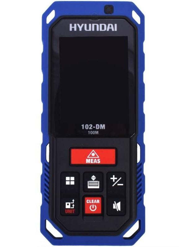 متر لیزری هیوندای مدل 102DMابزار118 همکاری در فروش
