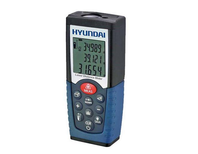 متر لیزری هیوندای مدل 504DMابزار118 همکاری در فروش