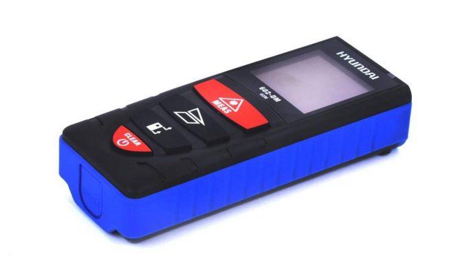 متر لیزری هیوندای همکاری در فروش ابزار118مدل 602DM1