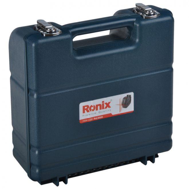 همکاری در فروش تراز لیزری رونیکس مدل RH-9500ابزار118–=-