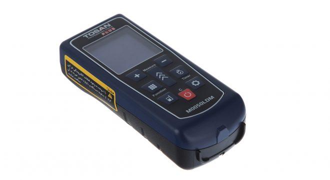 همکاری در فروش متر لیزری توسن مدل ابزار118o