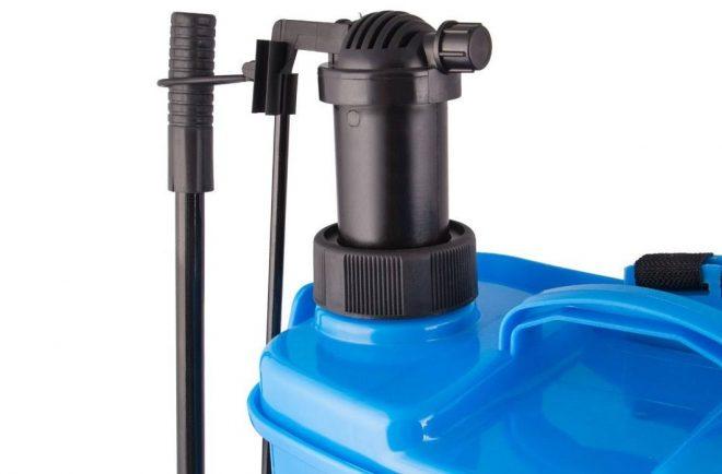 سمپاش شارژی اکتیو حجم 20 لیتر همکاری در فروش ابزار 118ی