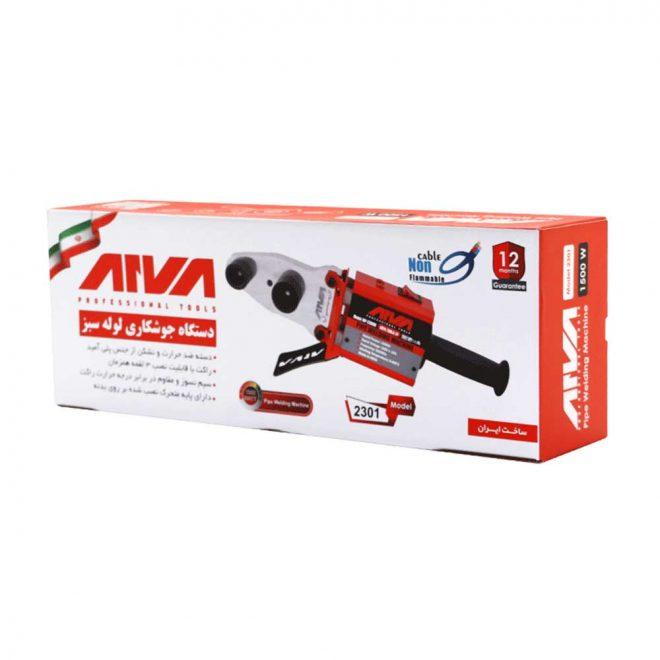همکاری در فروش ابزار 118 دستگاه جوش لوله سبز آروا 3