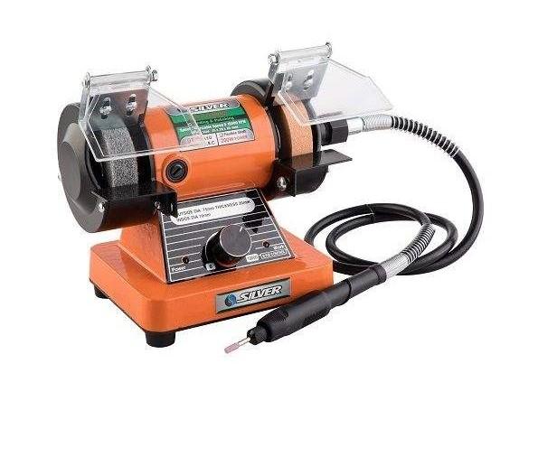 همکاری در فروش ابزار 118 سنگ رومیزی سیلور121