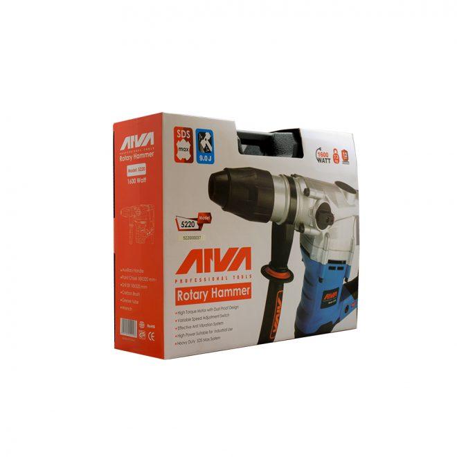 همکاری در فروش ابزار 118 بتن کن آروا مدل 52206