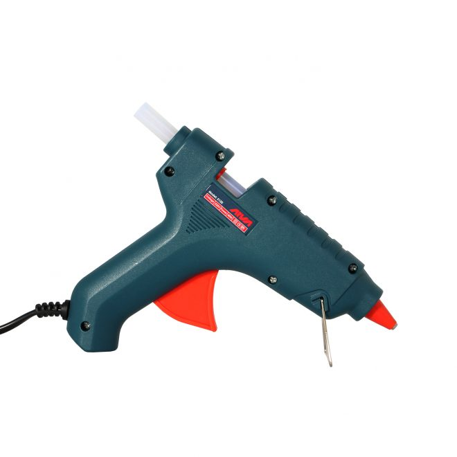 همکاری در فروش ابزار 118 تفنگ چسب حرارتی آروا مدل 5120-