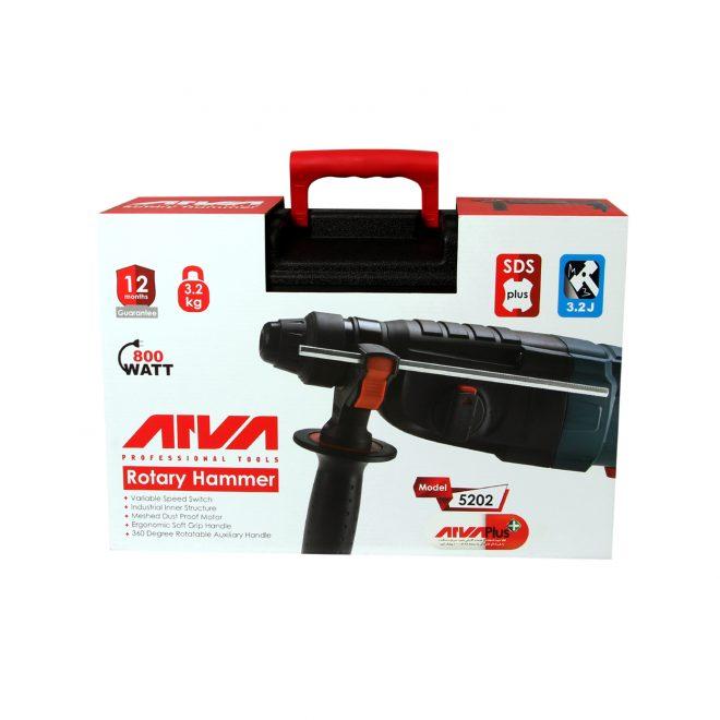 همکاری در فروش ابزار 118 دریل بتن کن آروا مدل 52026