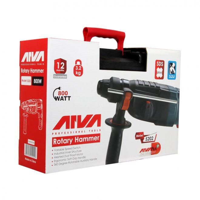 همکاری در فروش ابزار 118 دریل بتن کن آروا مدل 52027