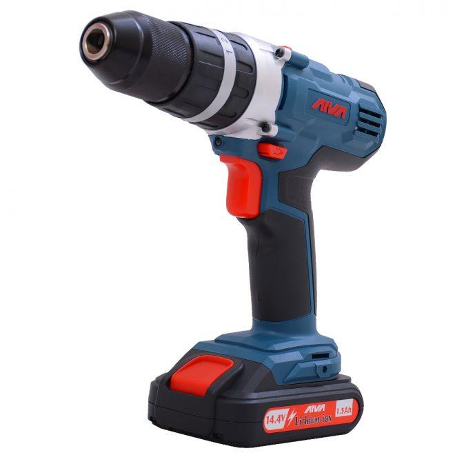 همکاری در فروش ابزار 118 دریل شارژی آروا مدل 5803