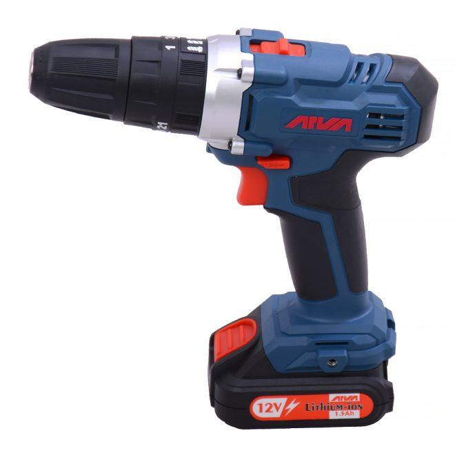 همکاری در فروش ابزار 118 دریل چکشی شارژی آروا مدل 58022