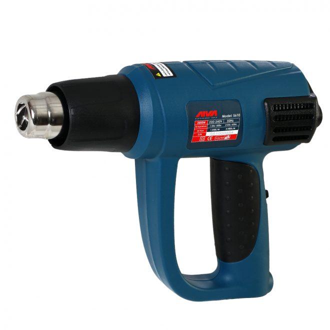 همکاری در فروش ابزار 118 سشوار صنعتی آروا مدل 5610
