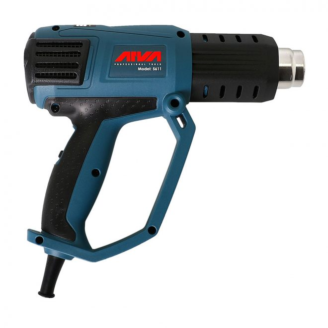 همکاری در فروش ابزار 118 سشوار صنعتی آروا 5611