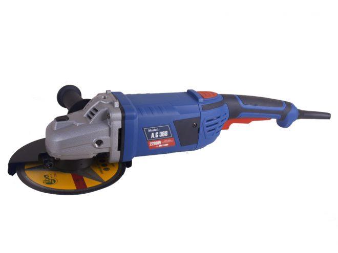 همکاری در فروش ابزار 118 فرز آهنگری المکس مدل AG.368