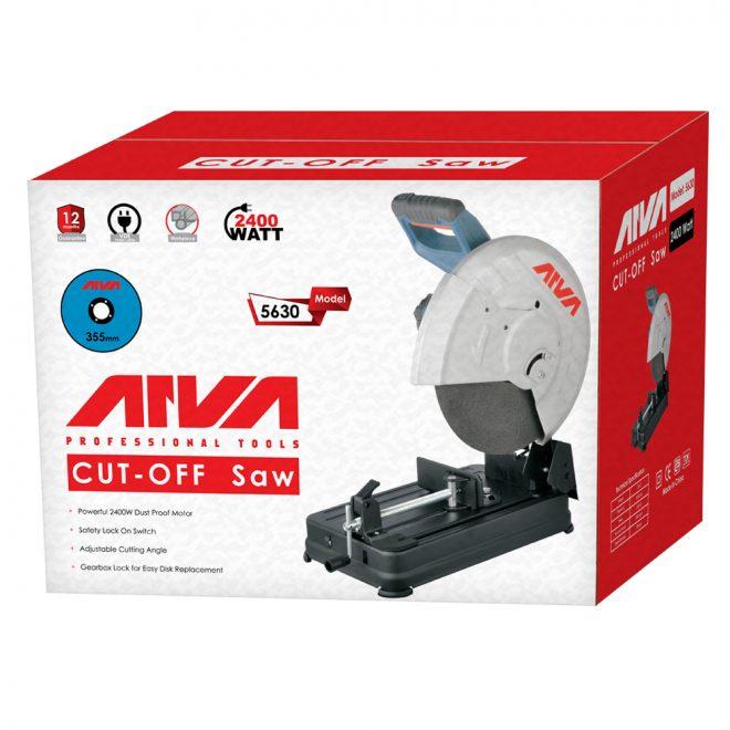 همکاری در فروش ابزار 118 پروفیل بر آروا مدل 5630 5