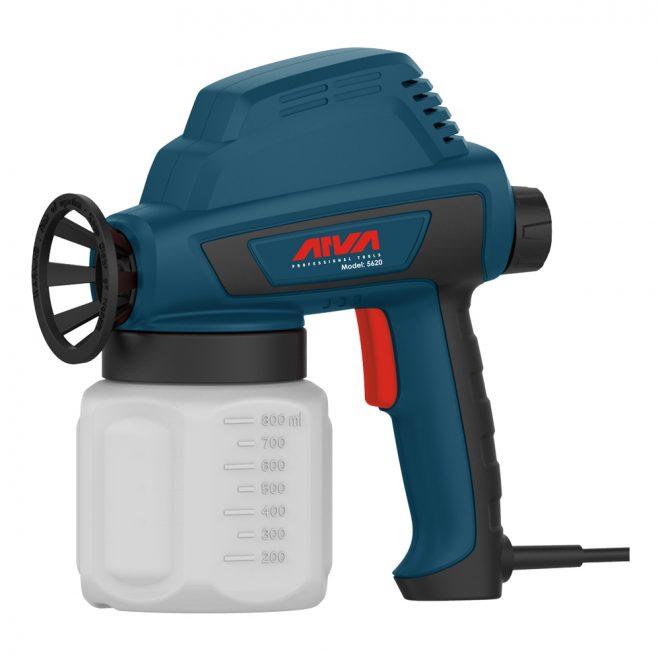همکاری در فروش ابزار 118 پیستوله برقی آروا مدل 5620