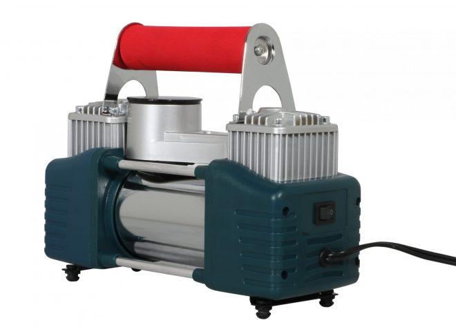 همکاری در فروش ابزار 118 کمپرسور باد فندکی دو سیلندر آروا مدل 5131 4