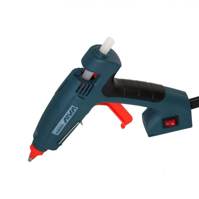 همکاری در فروش ابزار118 تفنگ چسب حرارتی آروا مدل 5121