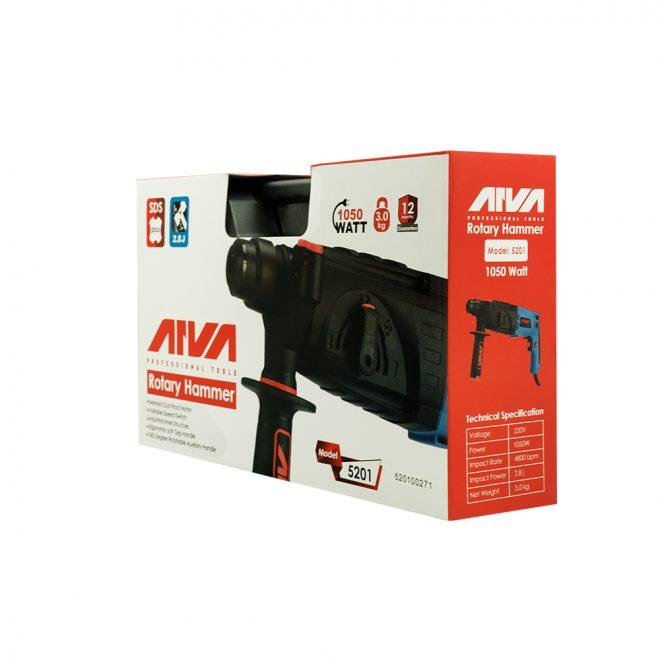 همکاری در فروش ابزار118 دریل بتن کن آروا مدل 5201-0