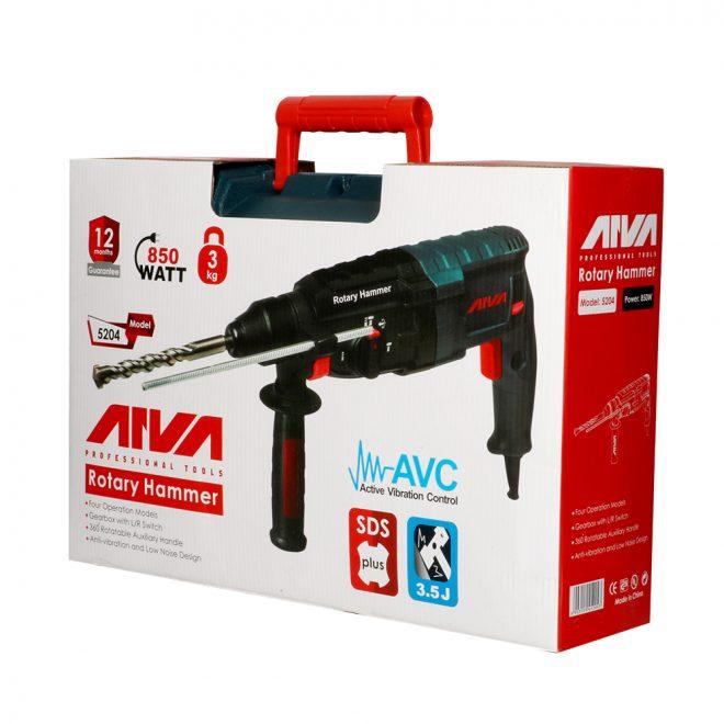 همکاری در فروش ابزار118 دریل بتن کن آروا مدل 52045