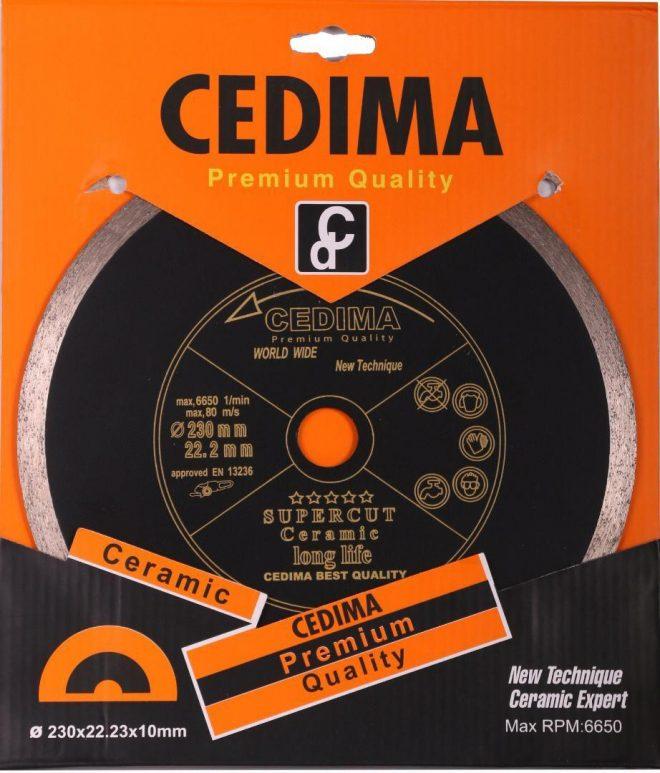 همکاری در فروش ابزار 118 سرامیک بر بزرگ سدیما1
