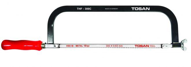 همکاری در فروش ابزار 118 کمان اره توسن مدل THF-300