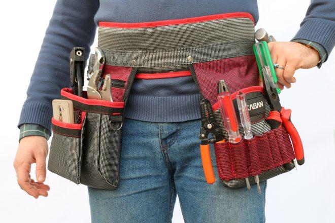 همکاری در فروش ابزار 118 کیف کمری کابان مدل 10021