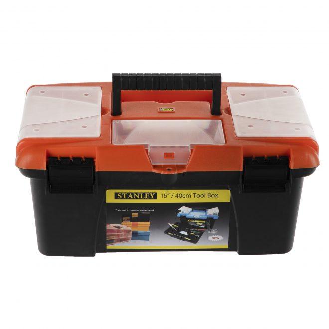 همکاری در فروش ابزار 118 جعبه ابزار پلاستیکی استنلی