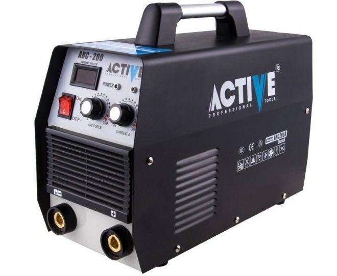 اینورتر جوشکاری 200 آمپر اکتیو مدل AC4120B2