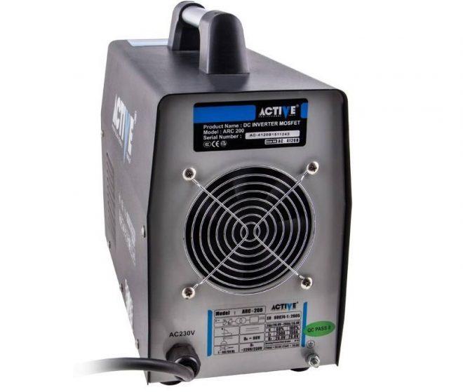اینورتر جوشکاری 200 آمپر اکتیو مدل AC4120B5
