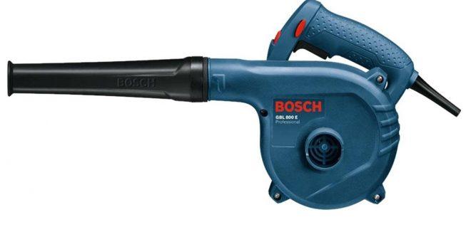 دستگاه دمنده و مکنده بوش مدل GBL 800E2