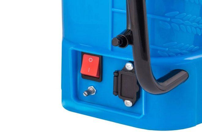 سمپاش شارژی اکتیو حجم 20 لیتر همکاری در فروش ابزار 118م
