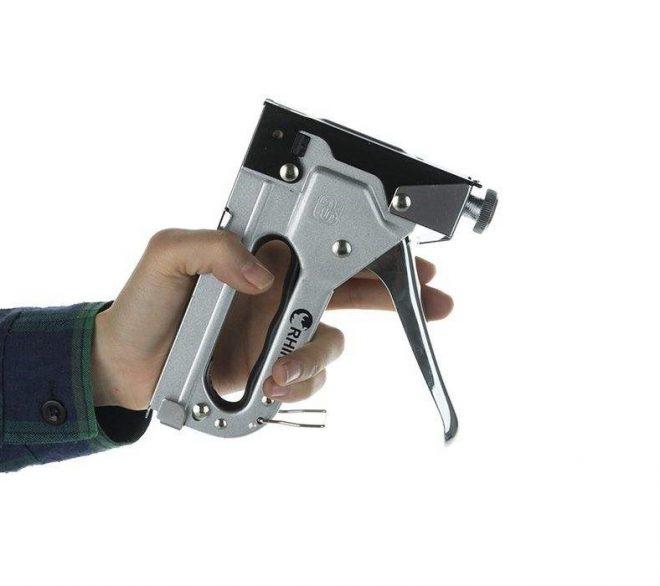 منگنه کوب و میخ کوب رینو مدل همکاری در فروش ابزار118RPT-72033