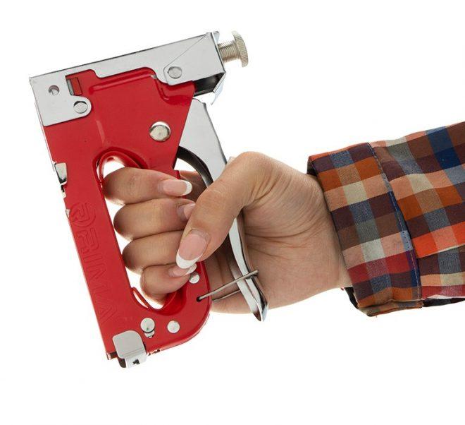 همکاری در فروش ابزار 118 منگنه کوب دستی ریما5