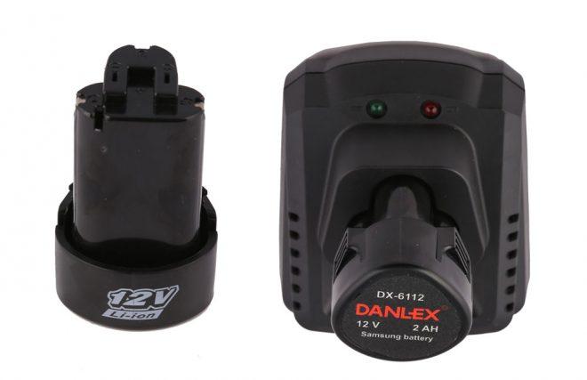 همکاری در فروش ابزار 118 پیچ گوشتی شارژی دنلکس5