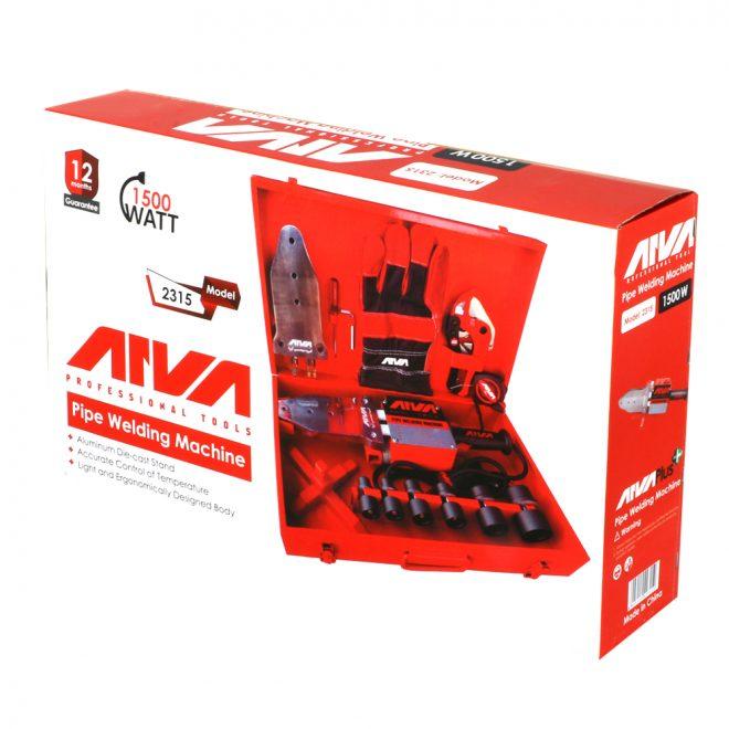 همکاری در فروش ابزار118 دستگاه جوش لوله سبز آروا 4