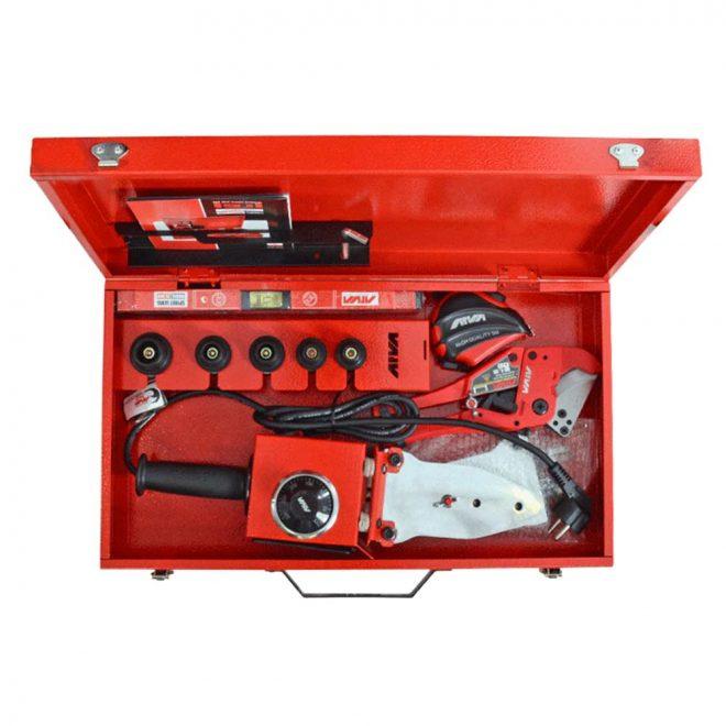 همکاری در فروش ابزار118 دستگاه جوش لوله سبز آروا