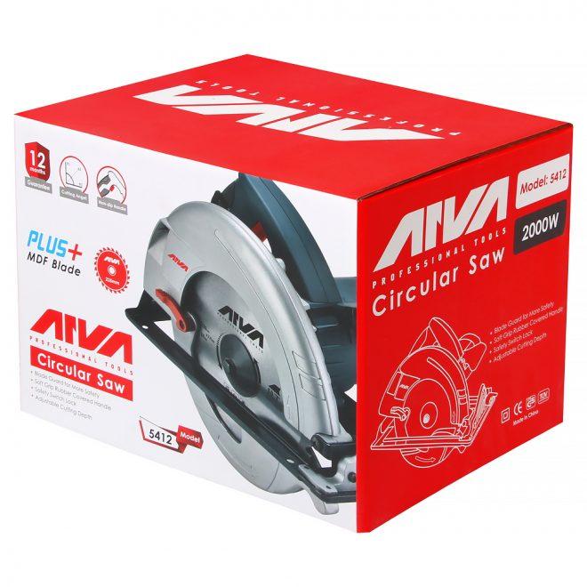 همکاری در فروش ابزار 118 اره دیسکی آروا مدل 5411 5
