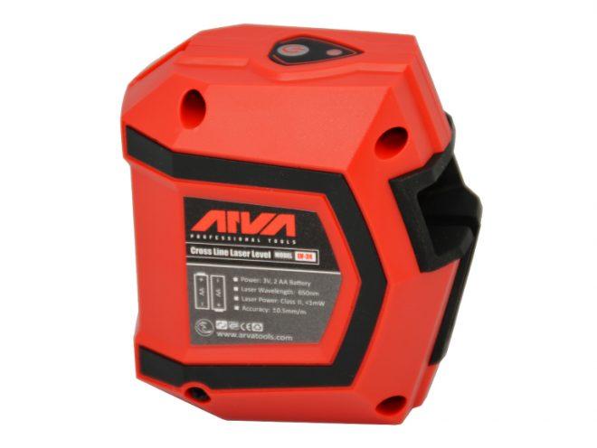 همکاری در فروش ابزار 118 تراز لیزری آروا مدل 4670