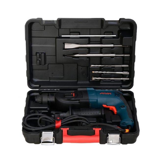 همکاری در فروش ابزار 118 دریل بتن کن آروا مدل 52025