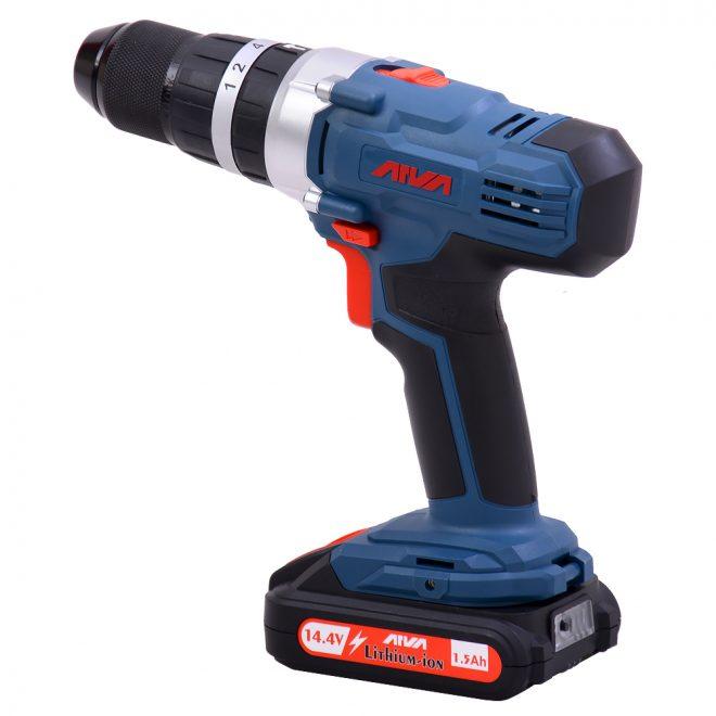همکاری در فروش ابزار 118 دریل شارژی آروا مدل 58032