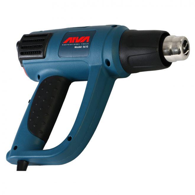 همکاری در فروش ابزار 118 سشوار صنعتی آروا مدل 5610 3