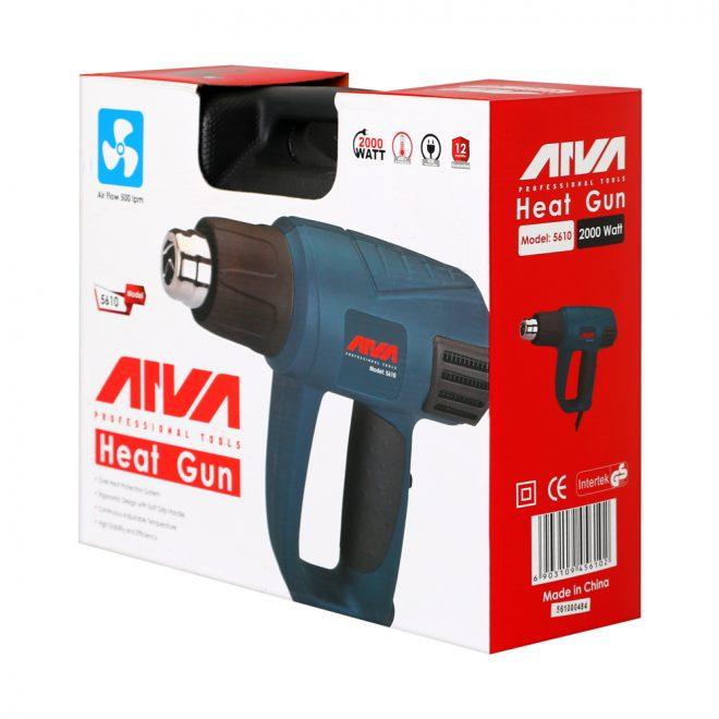 همکاری در فروش ابزار 118 سشوار صنعتی آروا مدل 5610 5