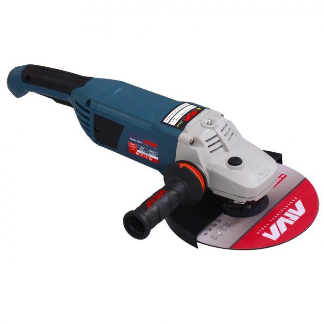 همکاری در فروش ابزار 118 فرز سنگبری آروا مدل 5532 4