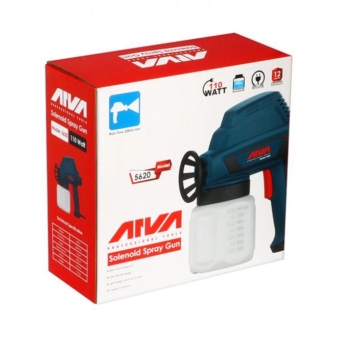 همکاری در فروش ابزار 118 پیستوله برقی آروا مدل 5620 4