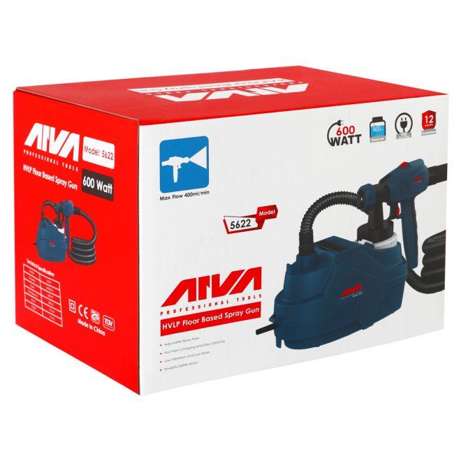 همکاری در فروش ابزار 118 پیستوله برقی آروا مدل 5622 6
