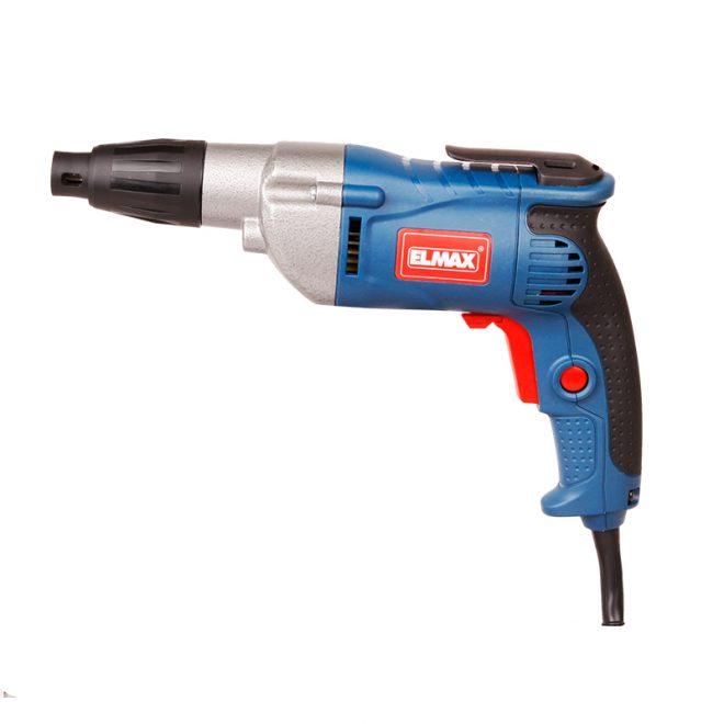 همکاری در فروش ابزار 118 پیچ گوشتی برقی المکس مدل SD.186