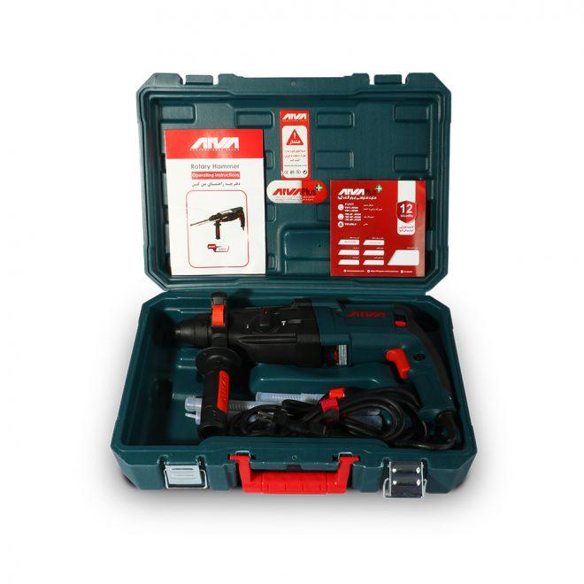 همکاری در فروش ابزار118 دریل بتن کن آروا 6